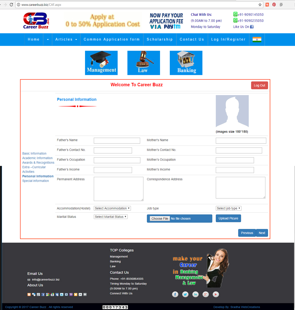 CRM Website Development Company In Odisha