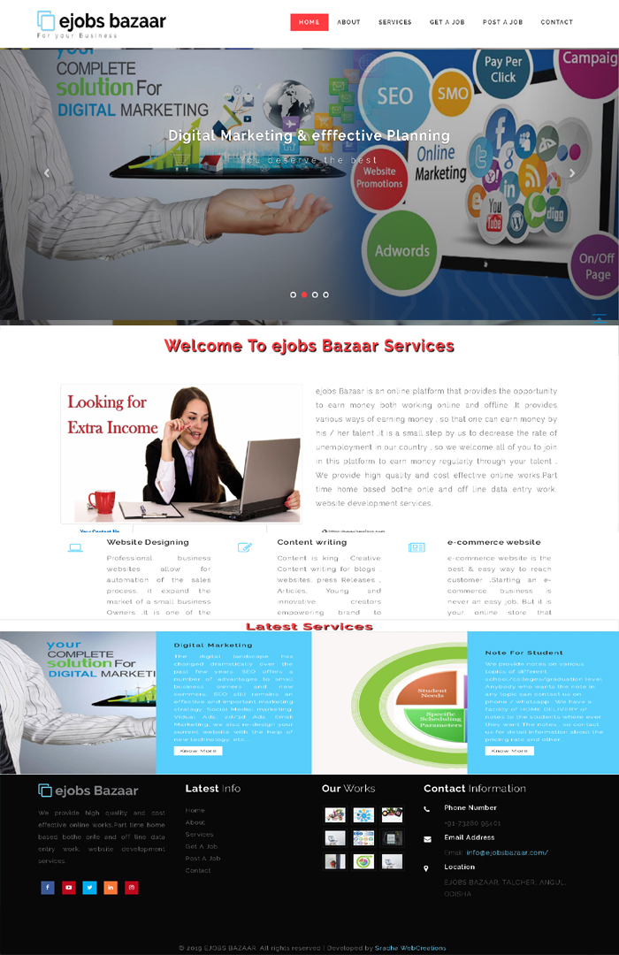 b2b Website Development Company In Puri