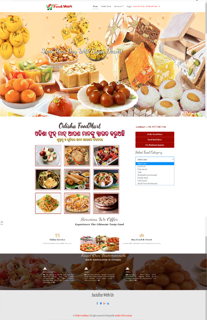 e-commerce Web Development Company In Cuttack